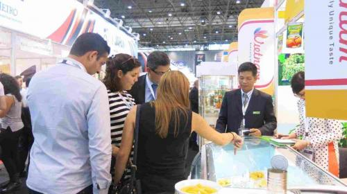 F.I.T BOM participated Sial exhibition and introduce West Food products