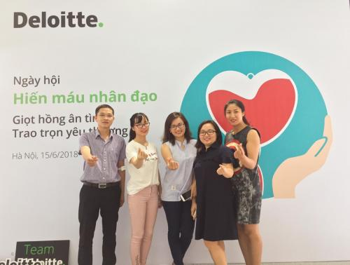"FIT participated in blood donation festival ""Grateful Pink Drops – Give all love"""