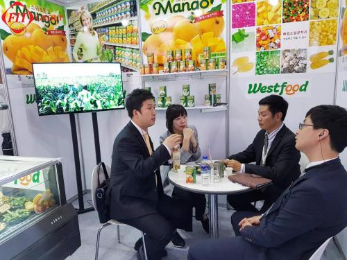 Westfood at Korean Food Fair 2017