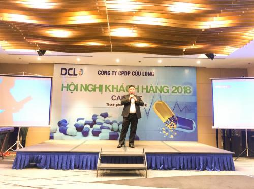 Cuu Long Pharmaceutical JSC's 2018 Gratitude Conference for Capsule Customers