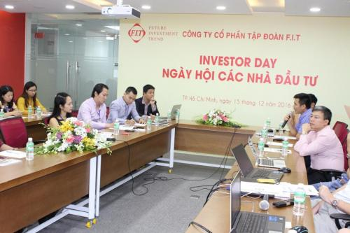 Invester Day 2016
