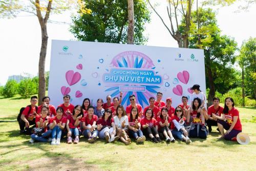 Chào mừng ngày Phụ nữ Việt Nam 20/10/2019