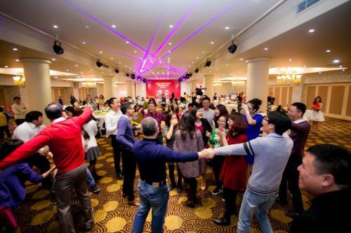 Year end Party chào Xuân Bính Thân 2016