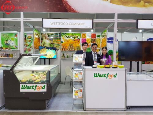Westfood tham dự hội chợ ẩm thực tại đất nước Hàn Quốc