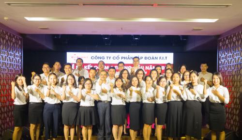 FIT tổ chức OGSM 6 tháng đầu năm 2018