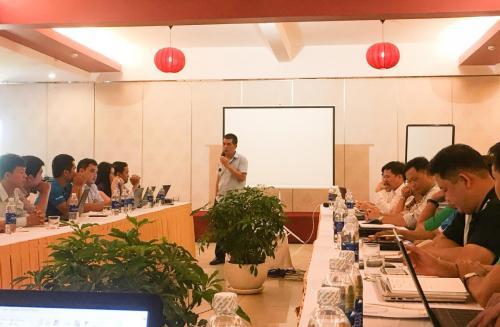 DCL tổ chức Sales Kick Off Meeting nửa đầu năm 2018