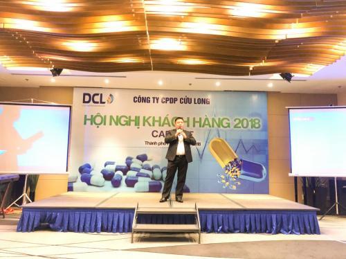 DCL tổ chức hội nghị tri ân khách hàng Capsule